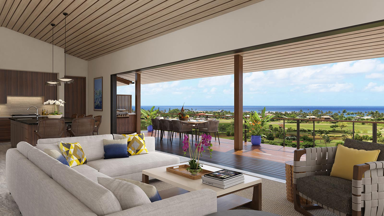 Kukuiula-Kauai-Hawaii-3D-Rendering-Livingroom