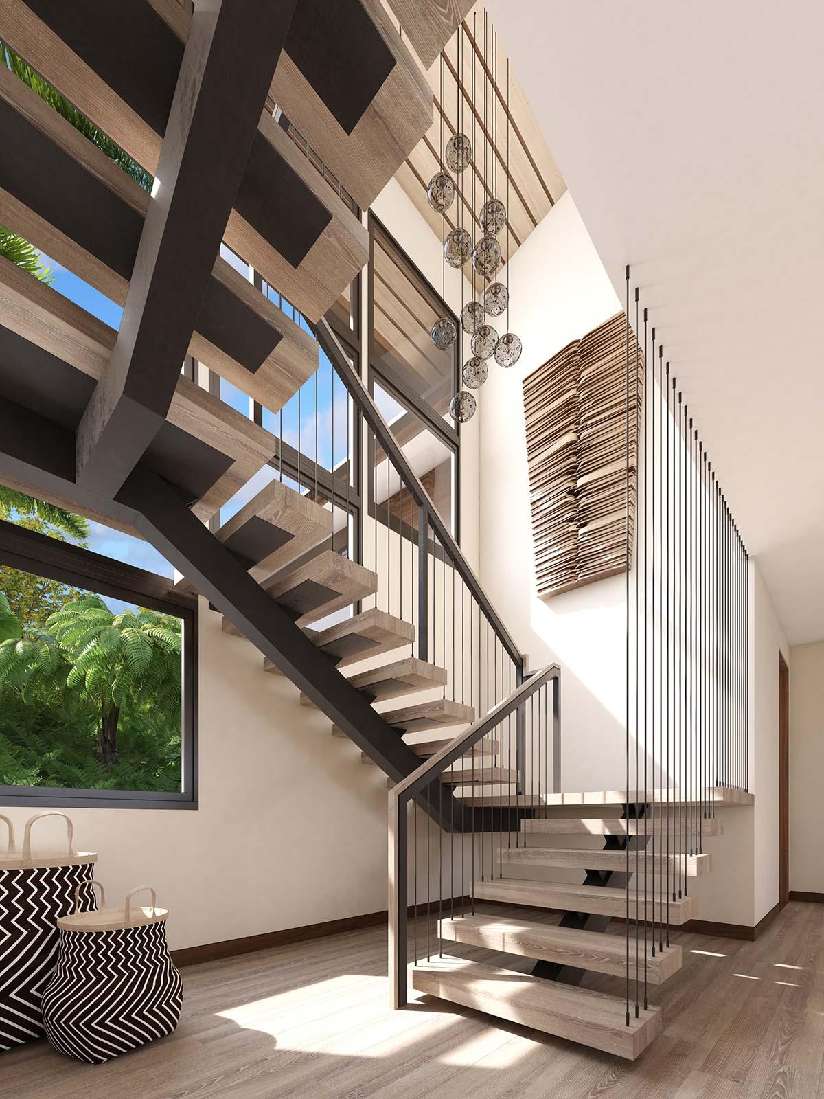 Kukuiula-Kauai-Hawaii-3D-Rendering-Stairs