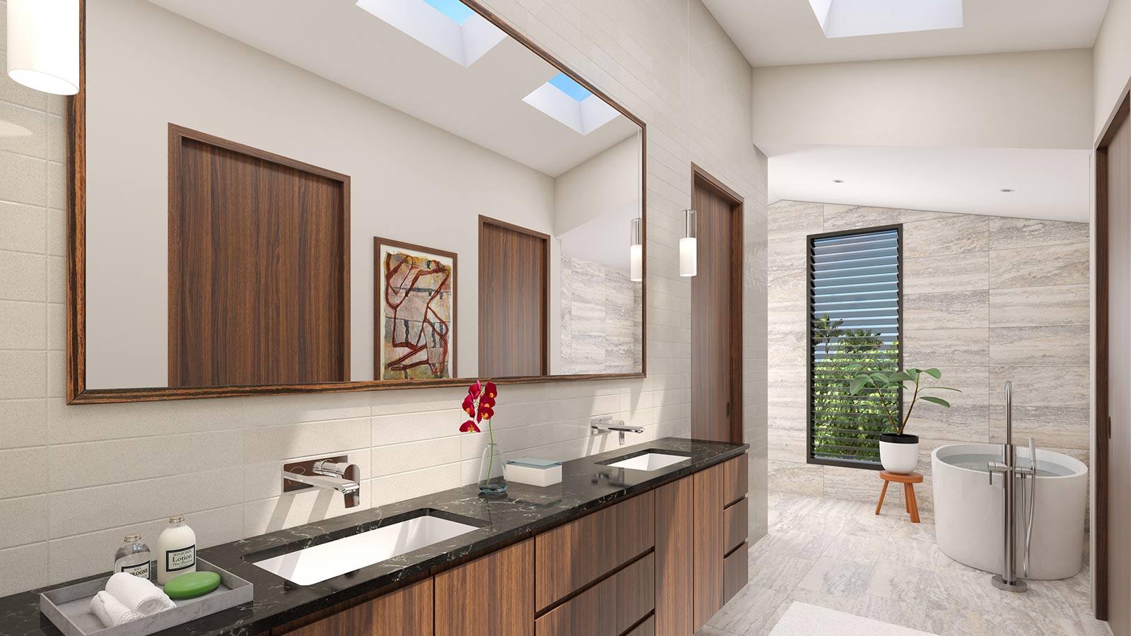 Kukuiula-Kauai-Hawaii-3D-illustration-bathroom