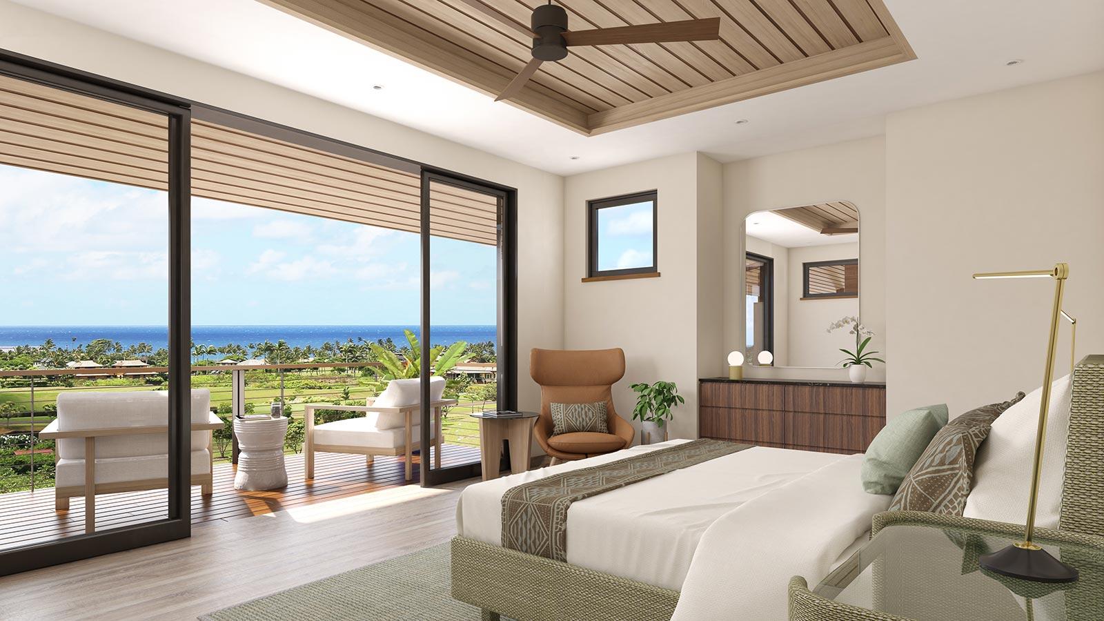 Kukuiula-Kauai-Hawaii-3D-rendering-bedroom